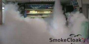 générateur de brouillard anti-intrusion