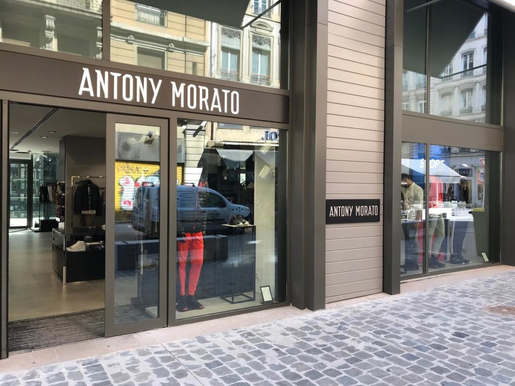 magasin-anthony-morato-vetements-luxe-lyon-69002-place-hopital