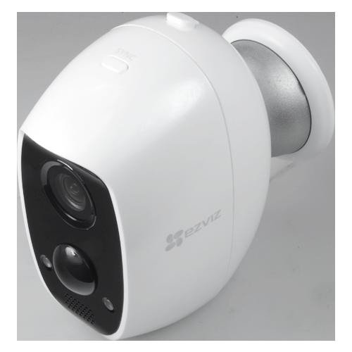 camera evziz camera wifi sur batteries EZ-C3A-vue gauche