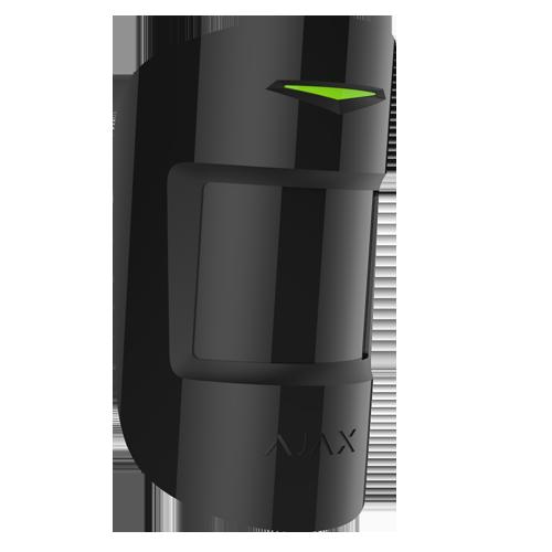 detecteur de mouvement volumetrique - ajax - AJ-MOTIONPROTECT-B - vue cote