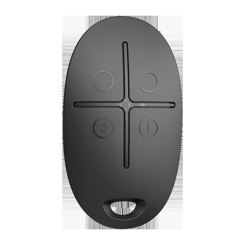 telecommande de controle a distance - AJ-SPACECONTROL-B - noir vue face